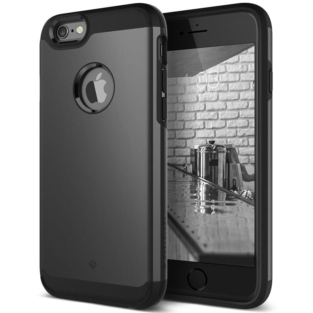 Funda iPhone X Xs Caseology Legion Negro Original