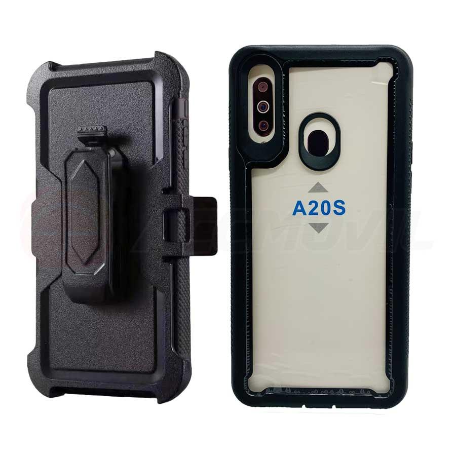 Funda silicona gel para Iphone 7 Negra - accmovil