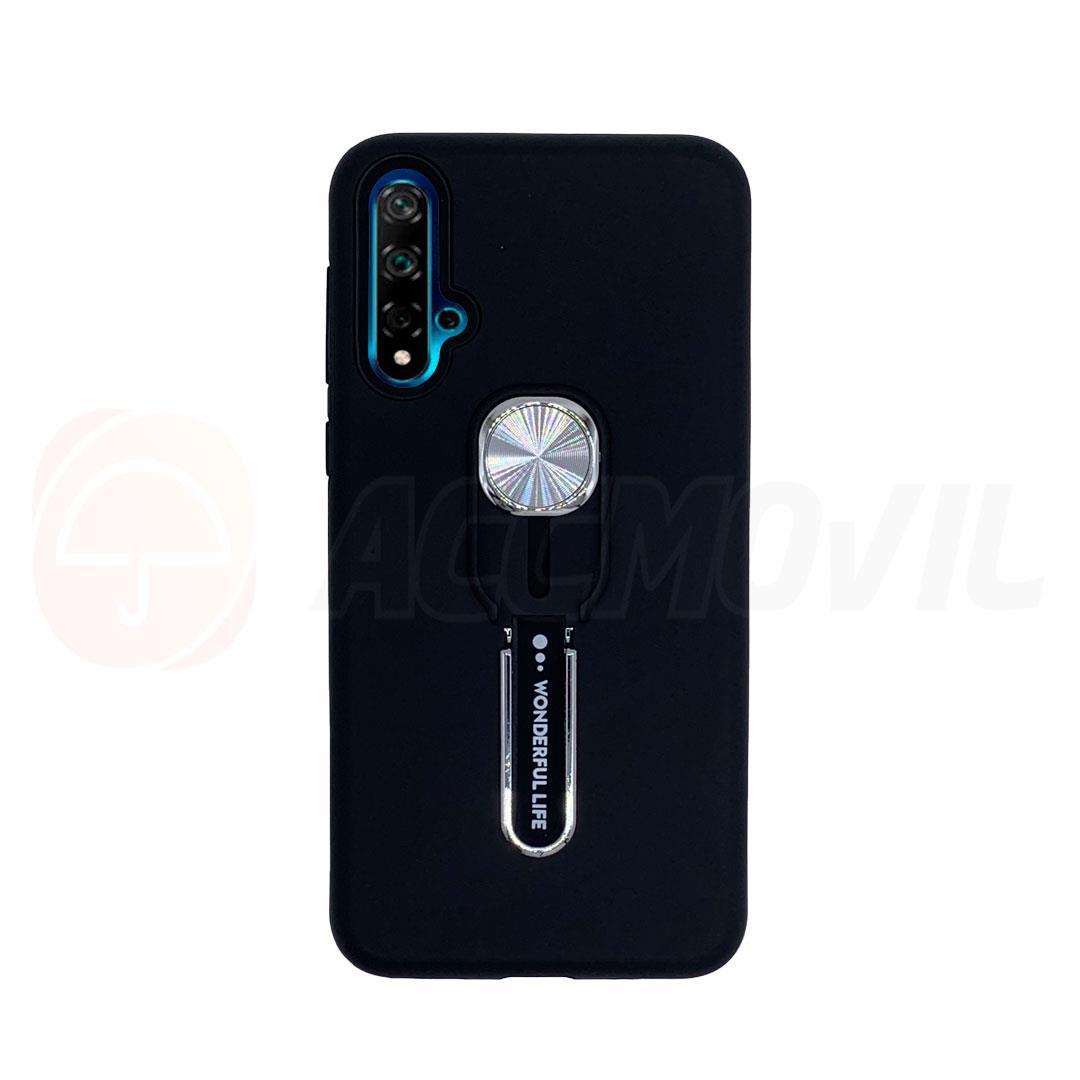Para Huawei Nova 5t 5z juez Soporte coche HR soporte con Connector